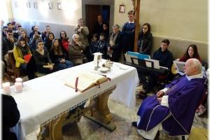Le messe nelle comunità della parrocchia 2018