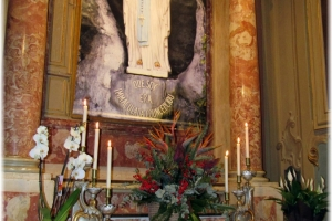Lourdes in Parrocchia