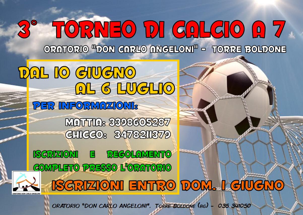 Torneo calcio 2014