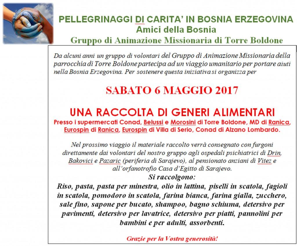 Raccolta Bosnia 2017-5