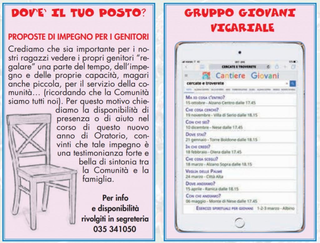 programma otratorio 10-2017-2