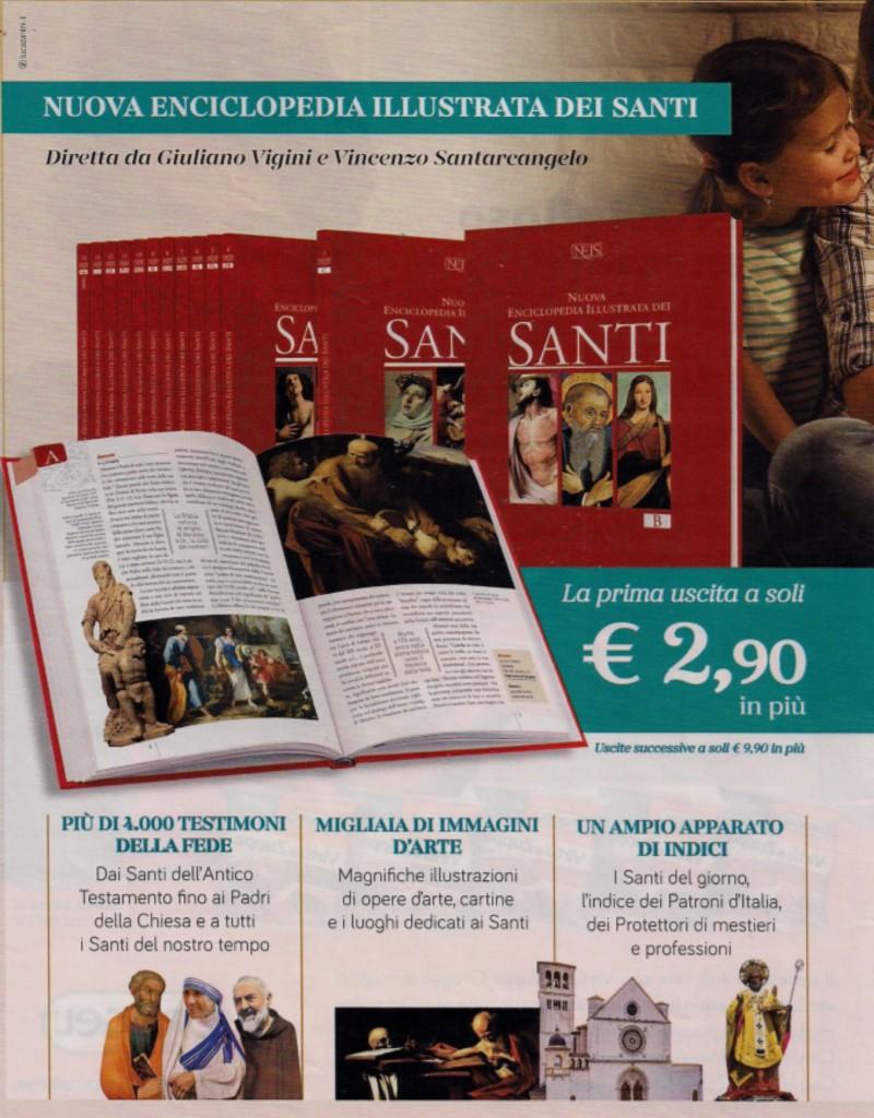 enciclopedia dei santi 2018