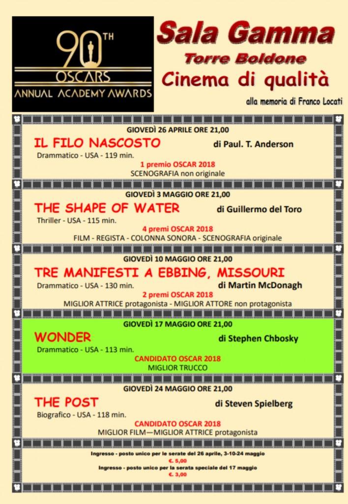 Cinema-Locandina rassegna aprile 2018