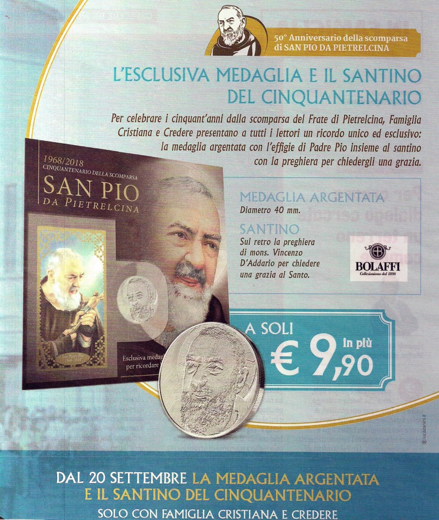 Padre Pio 2018
