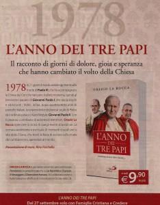 Anno dei 3 Papi