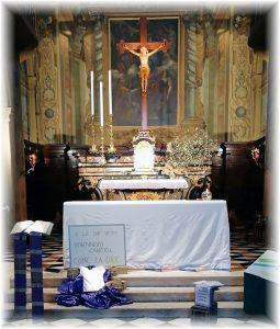 La Santa Messa online